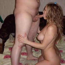 Swapped swinger wife doing a great..