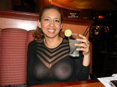 SDinner out with the hotwife and..
