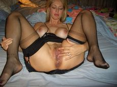 Horny wife after the passionate..